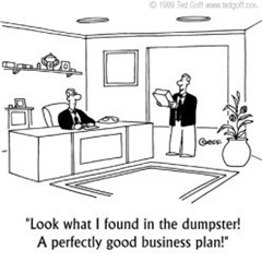 Business plan for writers