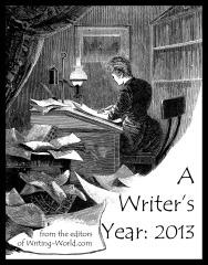 writers year planner