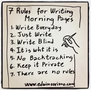 7-Rules-for-Writing-Morning-Pages