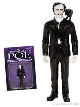 Edgar Allen Poe action figure