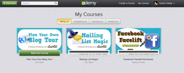 Udemy Duolit Courses