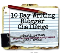 10 Day Write Blog Challenge button200
