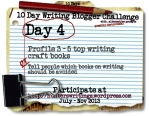 10 Day Write Blog Challenge Daily4