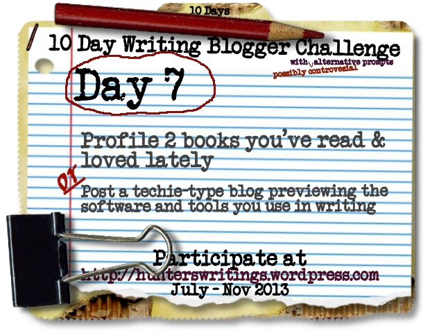 10 Day Write Blog Challenge Daily7