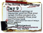 10 Day Write Blog Challenge Daily9