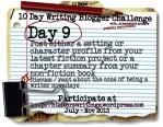 10 Day Write Blog Challenge Daily9