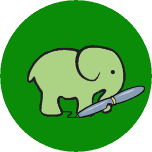 evernote for writers round