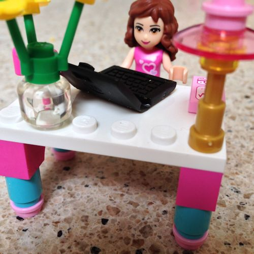 Lego me 1