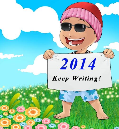 2014 Writing