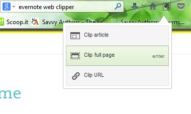 EN Webclipper Screenshot3
