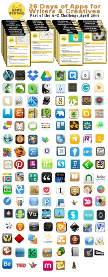 App Deck with icons