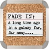 index card for ipad icon
