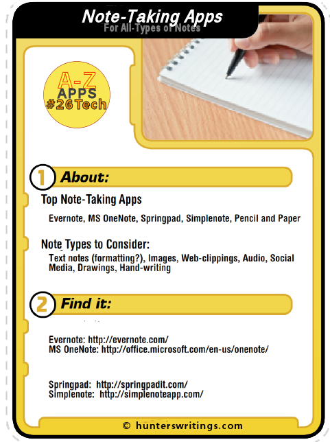 Note Apps