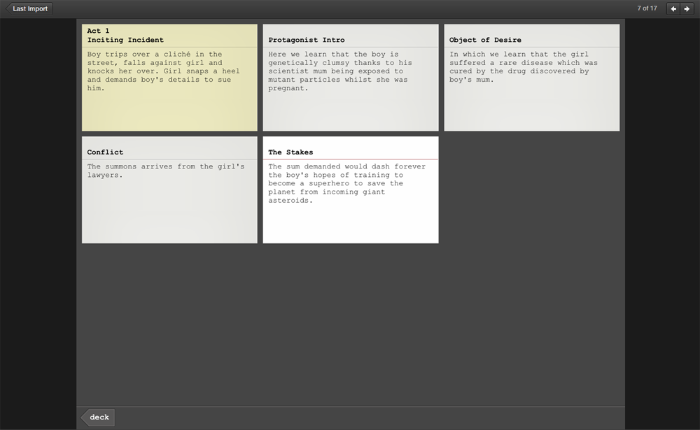 Creative writing apps for mac