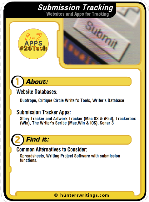 A-Z | Submission and Sales Tracking Apps – Word Hunter