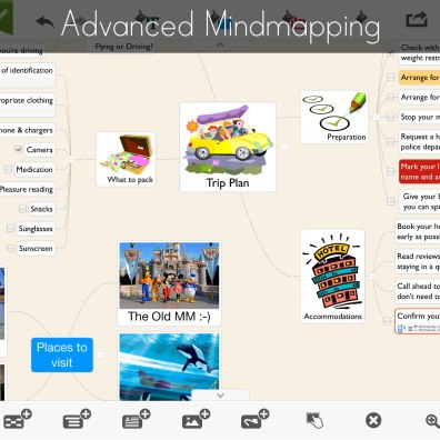 Advanced Mindmapping