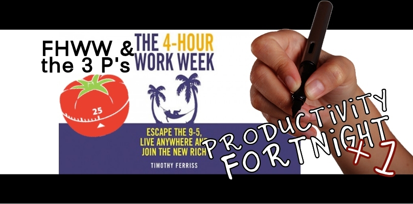 Productivity Fortnight 11
