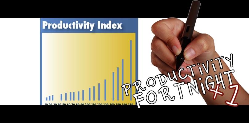 Productivity Fortnight 16