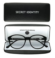 secret identity glasses