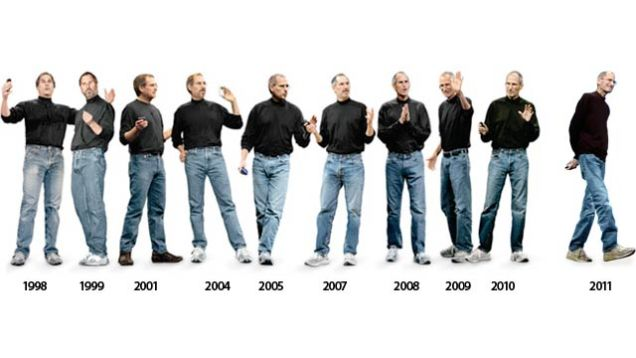 Steve Jobs clothing