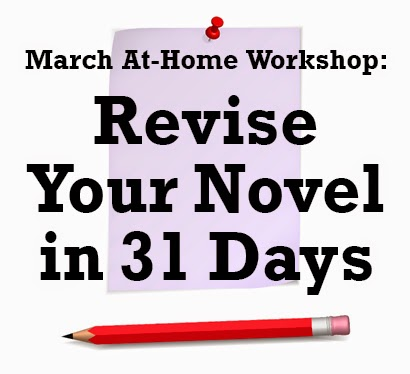 Revise your Novel in 31 Days