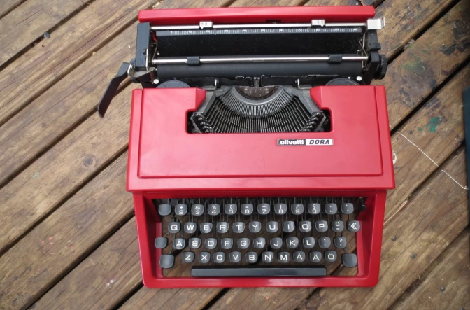 Coveting Writerly Things