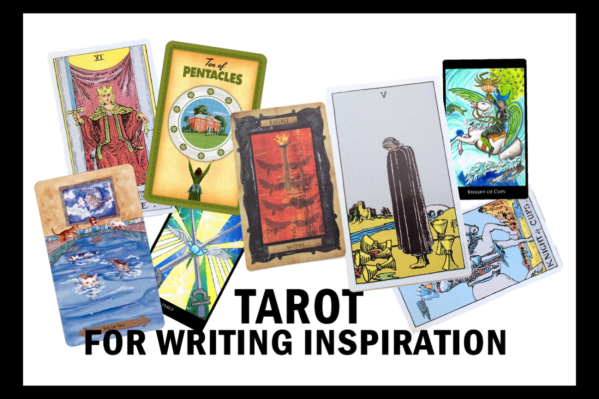 Using Tarot for Writing Inspiration [Resource Links] – Word