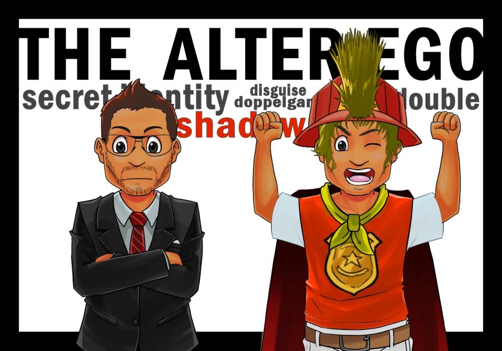 archetypes alter ego