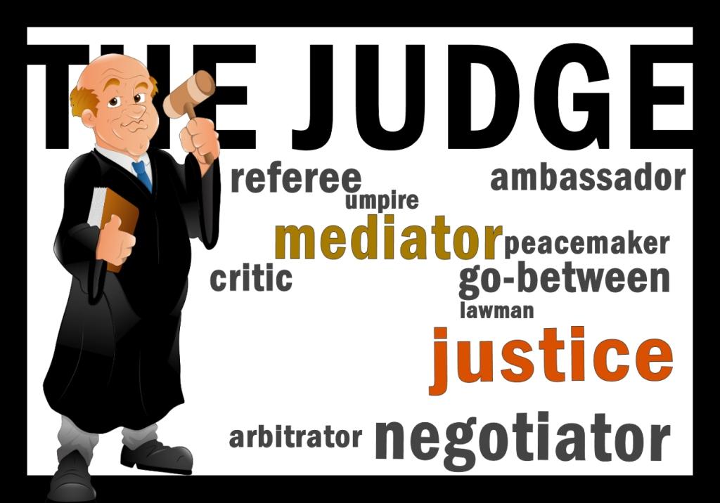 archetypes judge