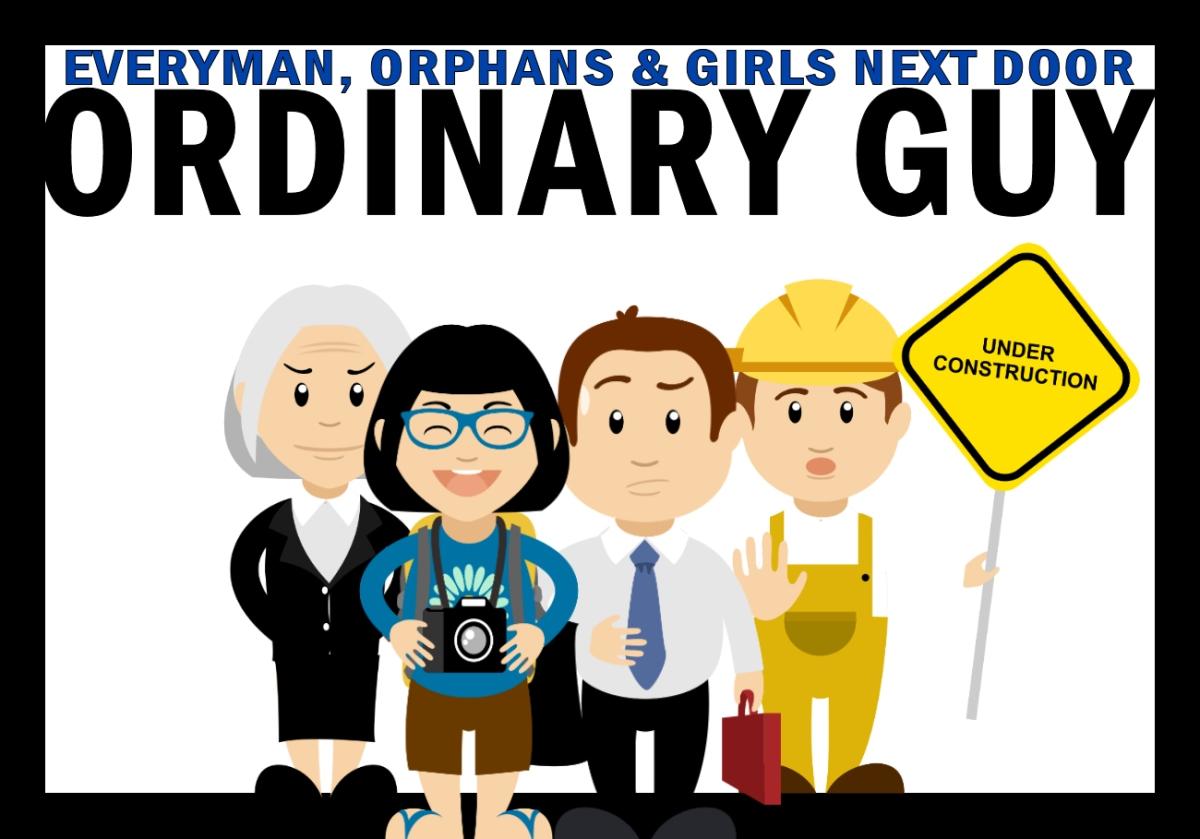 archetypes ordinary guy