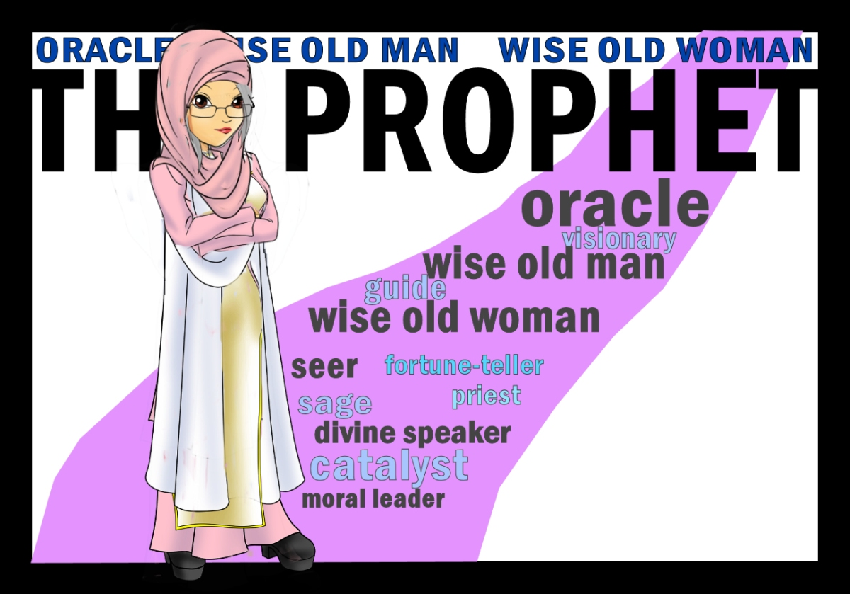 archetypes prophet