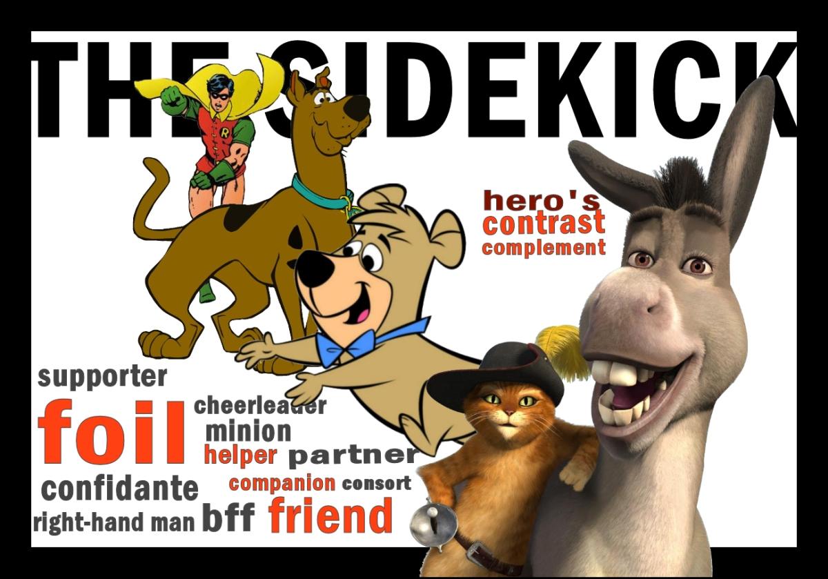 archetypes sidekick