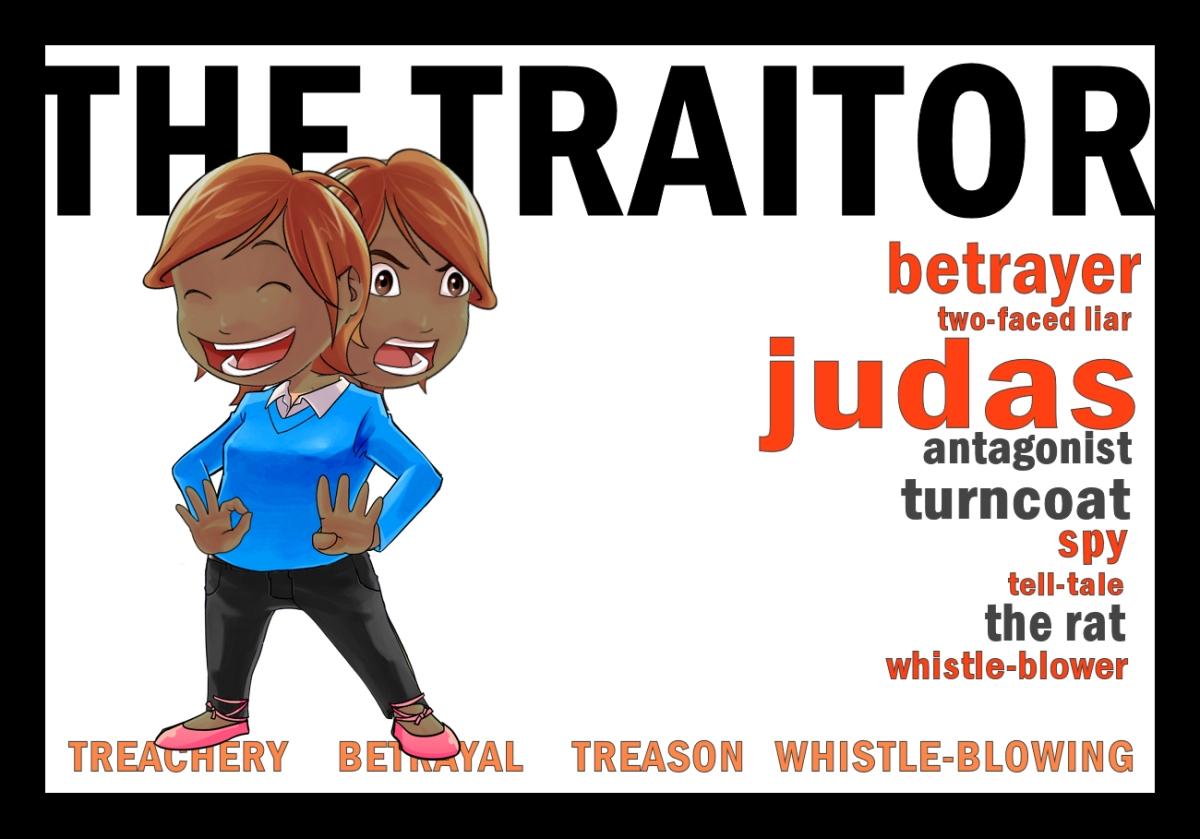 archetypes traitor