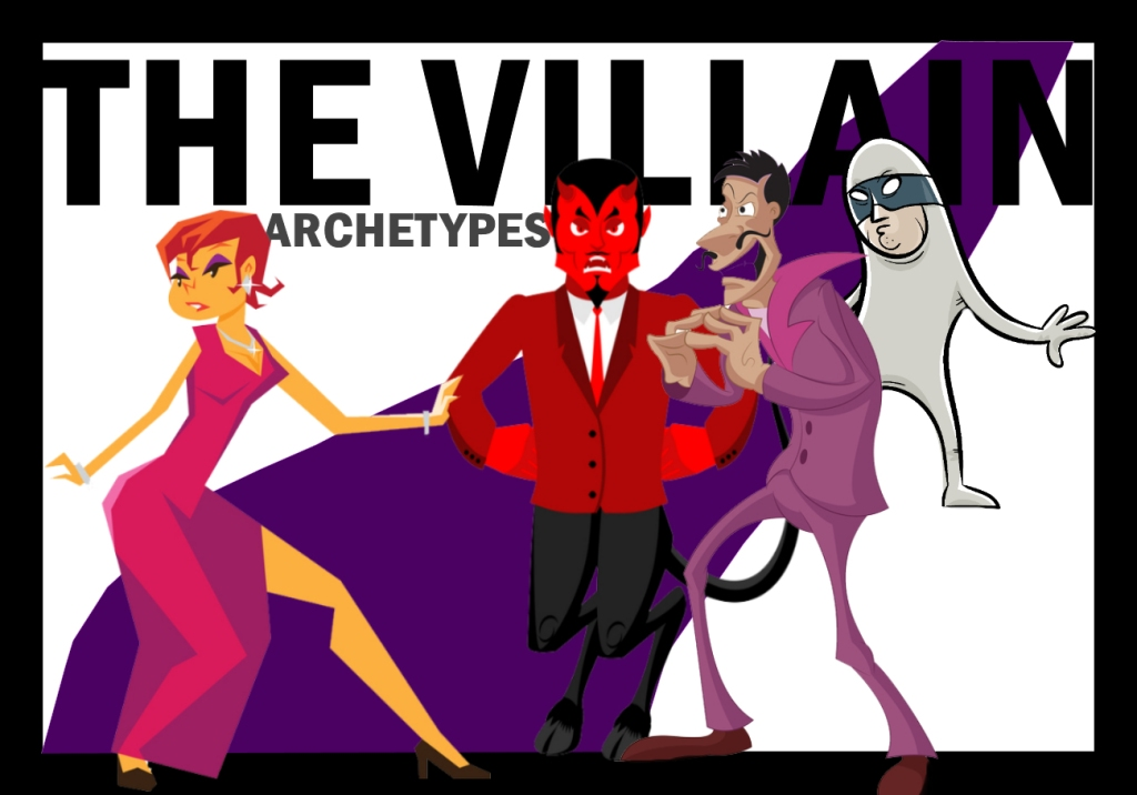 archetypes villains