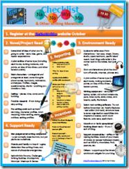 Nano Checklist